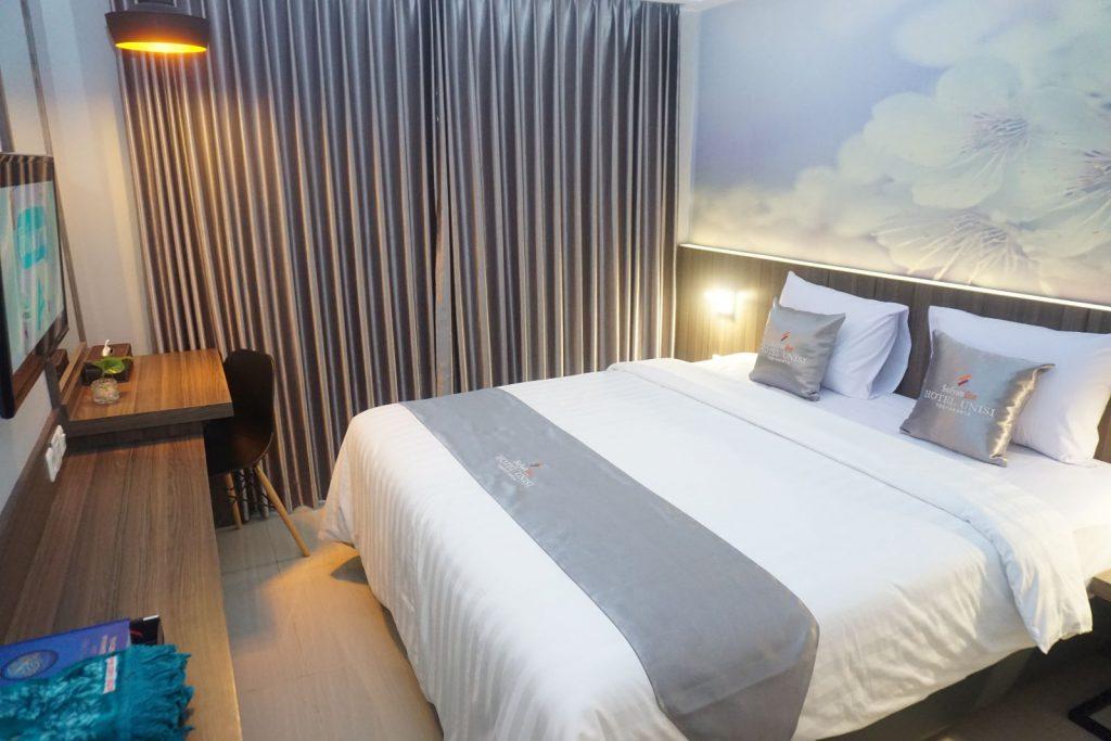 Deluxe Double room hotel unisi
