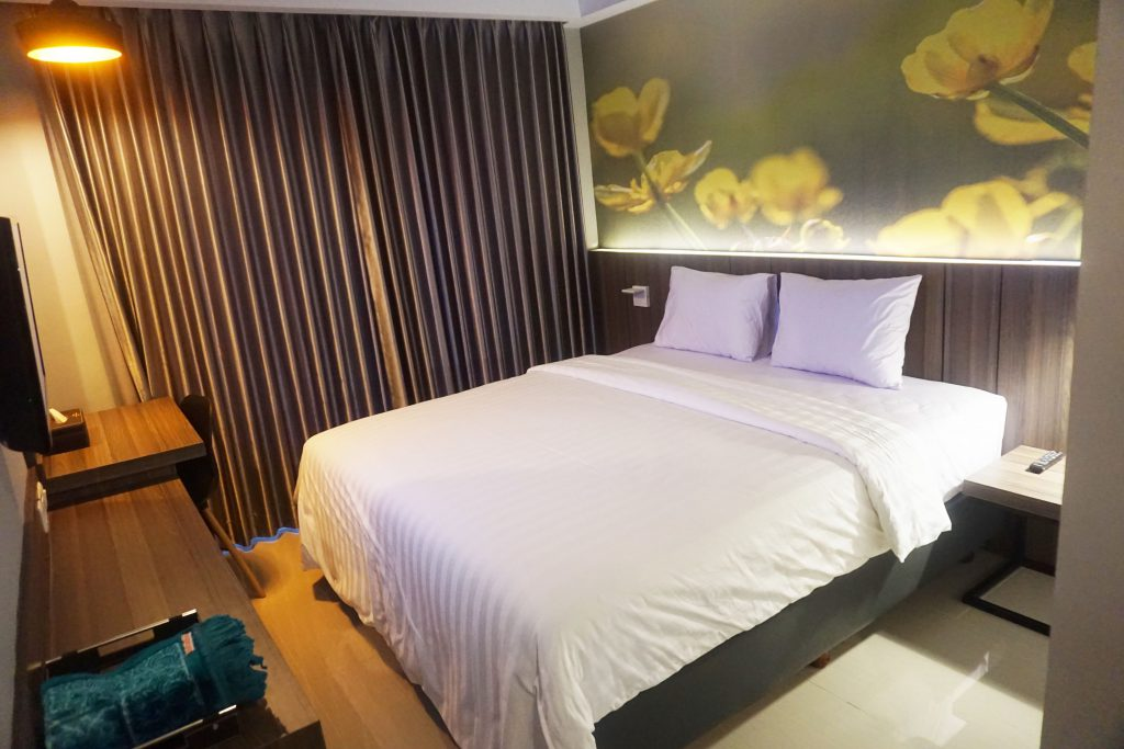 Superior Double room hotel unisi