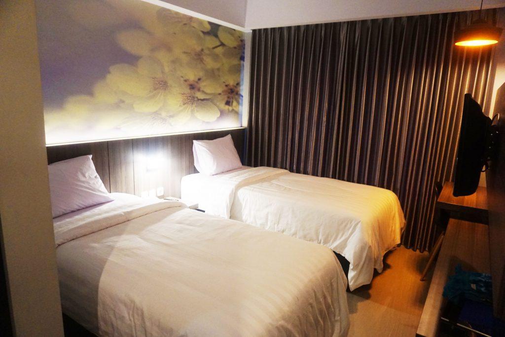 Superior room Hotel Unisi